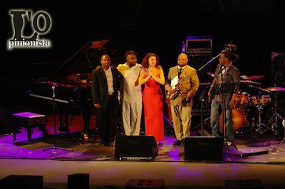 Roberta Gambarini a Pescara Jazz 2012