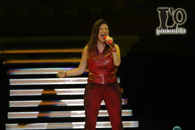 Laura Pausini Live a Pescara 2012
