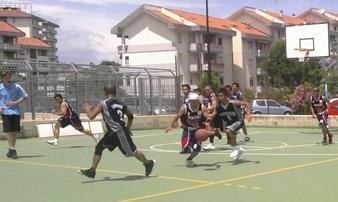 partita torneo di pallacanestro2