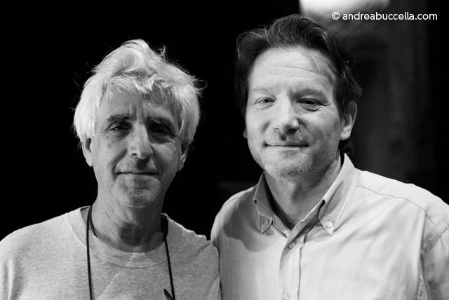 Angelo Valori e Gil Goldstein - foto Andrea Buccella