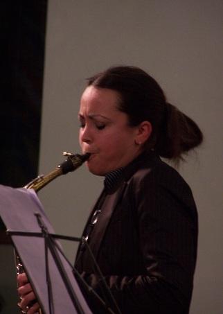 Danielle Di Majo - Foto Fabio Ciminiera