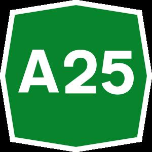 Obbligo catene da neve Autostrada A25 Roma- Pescara