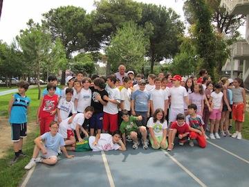 'Lo Sport non va in Vacanza' … ma rimane con i ragazzi di Pescara