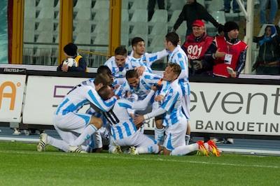 Scoglio Pescara, Giampaolo avverte la Sampdoria: