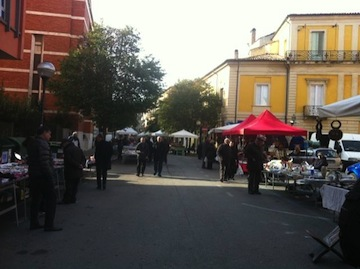 Mercantico odierno al centro storico Pescara01
