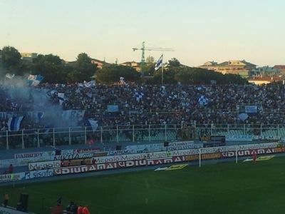 tifosi Pescara Torino