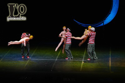 Gran Galà du Cirque: gli scatti delle stelle