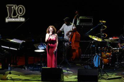 Roberta Gambarini Quintet e Al Di Meola World Sinfonia: la fotogallery