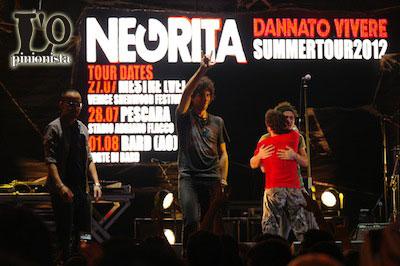 Negrita Live a Pescara: fotogallery