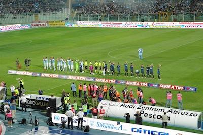 Pronostico Pescara Inter e Migliori Quote 3° Giornata Serie A
