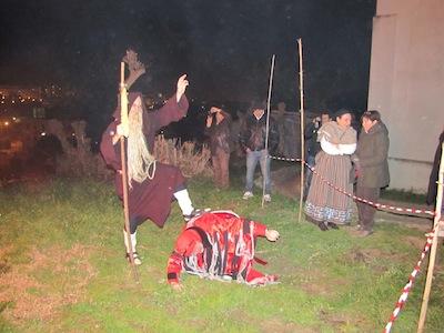 A Spoltore 'Lu Sant'Andonie' torna a vincere sul diavolo