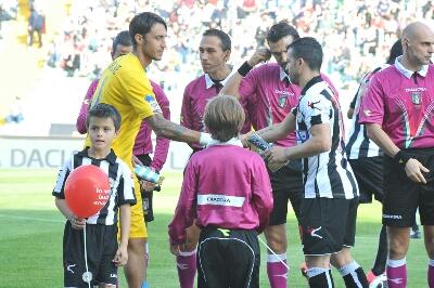 Udinese Pescara i capitani