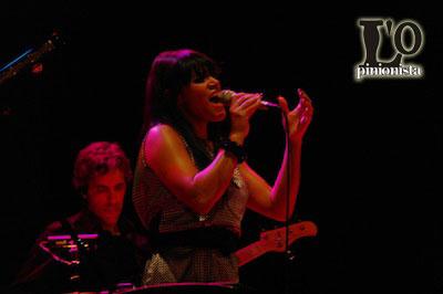Karima sings Bacharach: la fotogallery