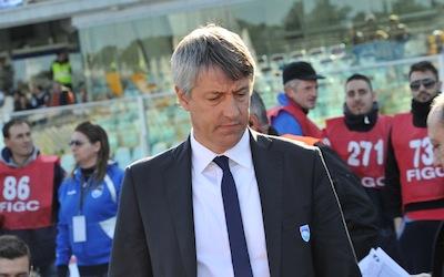 Cristiano Bergodi in Pescara-Udinese