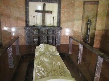 Santa Messa solenne in suffragio genitori di d'Annunzio01