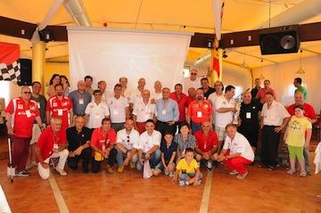 Scuderia Ferrari Club Villa Rosa