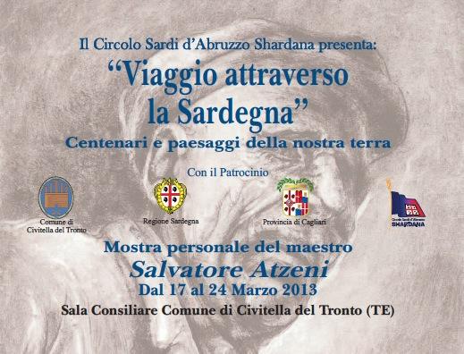 Viaggio attraverso la Sardegna