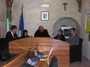 conf stampa comune di Tortoreto