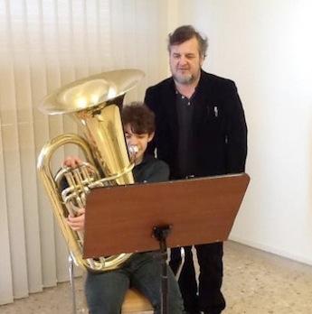 maestro Rinaldo Strappati