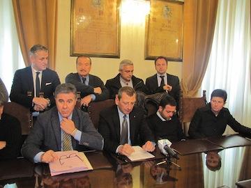 sindaco Albore Mascia su delibera ex Cofa