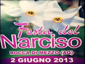 Festa del Narciso 2013 Rocca di Mezzo