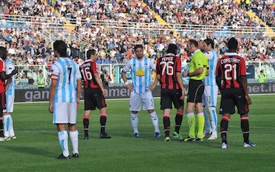 Pescara-Milan 0-4