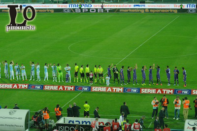 Pescara e Fiorentina a centrocampo