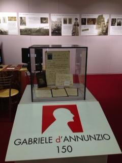 presentazione al Salone del Libro di Torino del programma del Festival dannunziano02