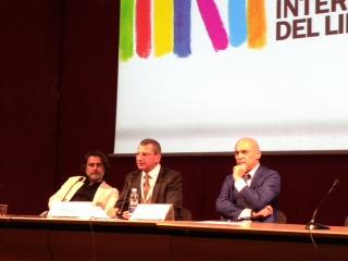 presentazione al Salone del Libro di Torino del programma del Festival dannunziano04