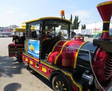 Fiorilli su riattivazione Trenino del Mare e bus Navetta03