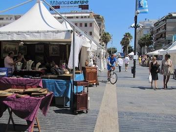 Fiera dell'Antiquariato in piazza Salotto02