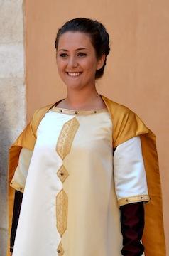 La Dama della Croce