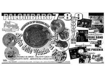 Palombaro, decima edizione le vrache di mulo