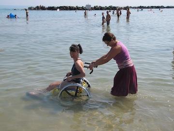 mare Spiaggia Accessibile