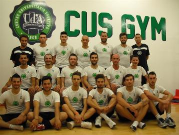Rosa Cus Chieti Gym Calcio C5 2013-2014