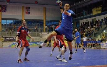Italia Romania handball