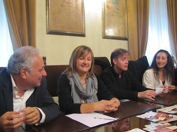 Pescara Porcaro su presentazione concerto Luis Bacalov