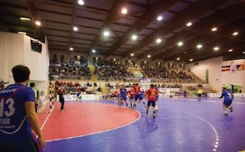 Nazionale maschile torna a Pescara