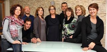 I componenti dell'Associazione Abruzzo Amore