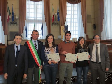 Pescara 39 giornata del merito 39 la cerimonia for Magri arreda pescara
