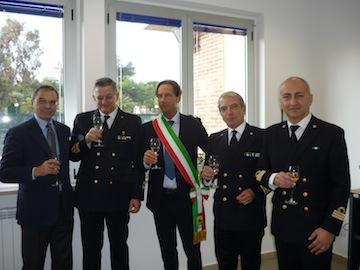Incontro con vicecomandante generale capitanerie di Porto