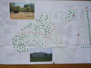progetto parco annunziata