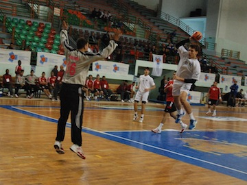 11 edizione Handball a Chieti