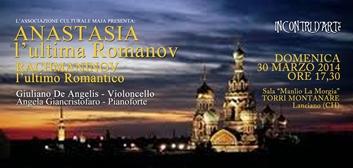 Anastasia l'ultima Romanov Rachmaninov