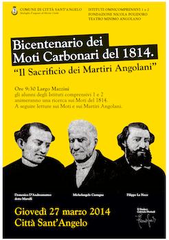 Bicentenario dei Moti Carbonari del 1814