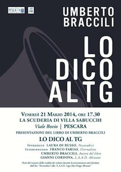 Manifesto light Braccili