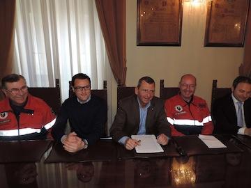 Pescara stipula del Protocollo d'intesa con Associazione Nazionale Carabinieri su Parco Florida