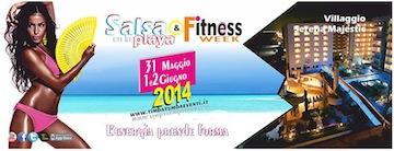Salsa en la Playa & Fitness Week 2014