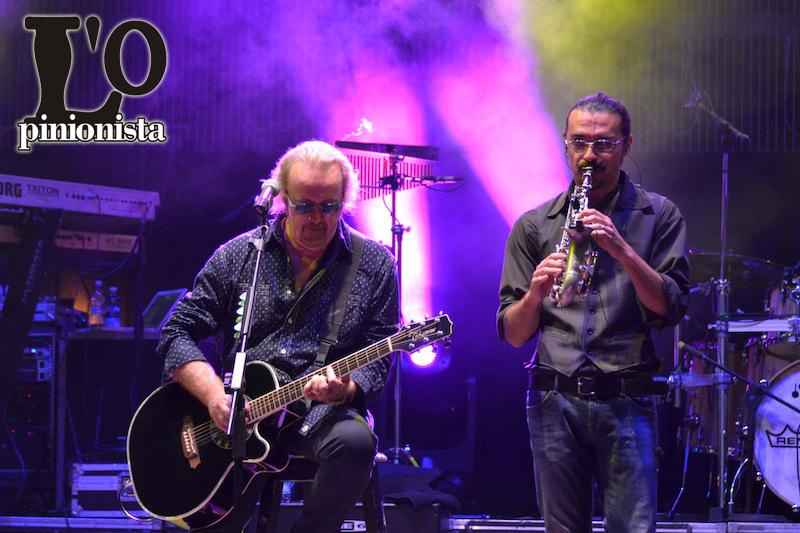 Umberto Tozzi duetta con Yanez