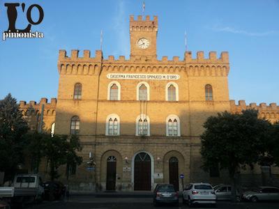 caserma Spinucci Chieti